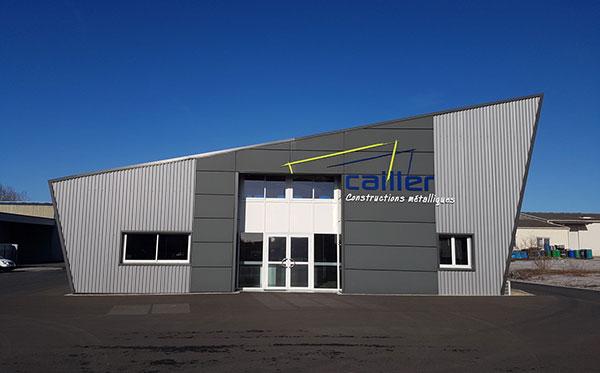 Cailler Constructions Métalliques